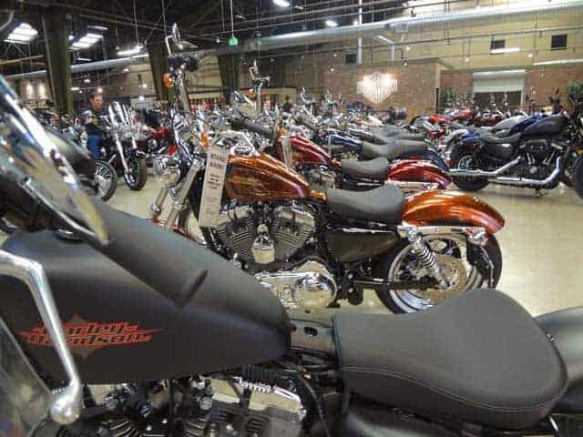 Harley-Davidson Motorcycle Problems