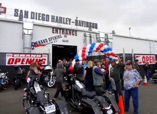 Motorcycle Dealer San Diego Ca >> San Diego Harley Davidson Grand Opening - San Diego Custom Motorcycles | San Diego Custom ...