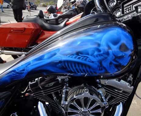San Diego Harley Motorcycle Accidents Smart Phones
