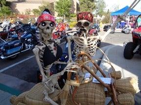 San Diego motorcycle riders