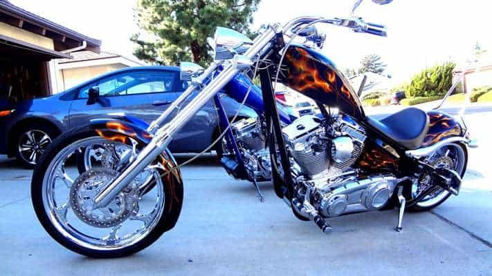 big dog k9 motorcycle for sale san diego custom motorcycles san diego custom motorcycles. Black Bedroom Furniture Sets. Home Design Ideas