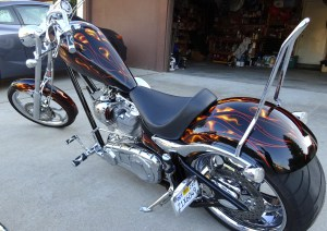 K9 Big Dog motorcycle - BIG DOG MOTORCYCLE k9