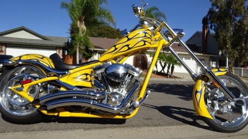 Big Dog Motorcycle K9