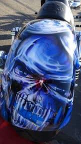 San Diego custom motorcycles - San Diego Hot Rod Motorcycle Show