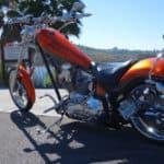 Harley Davidson Shovelhead Chopper - San Diego Custom Motorcycles