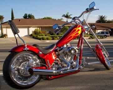 Ironhorse Texas Chopper  Custom Chopper Motorcycle