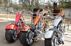 Ironhorse motorcycles - Radical Motorcycles