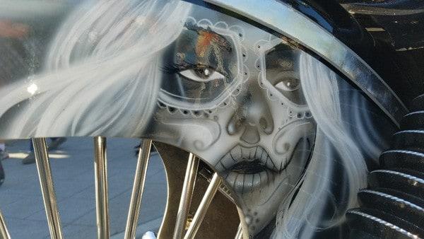 California biker events - Cajon Classic Cruze