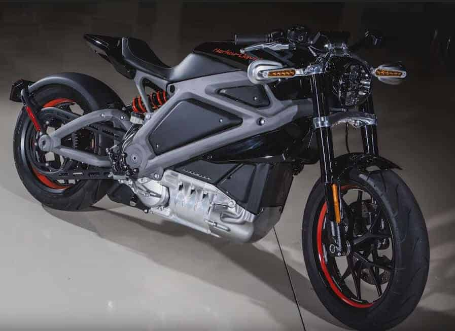 Harley Live wire Harley electric motorcycle